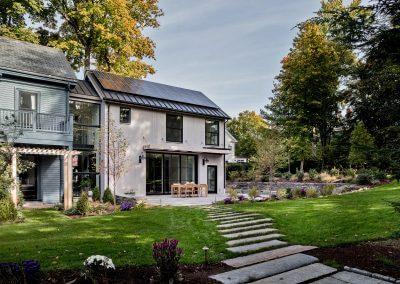 house in newton portfolio image